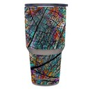 DecalGirl Y30-STASPEN Yeti Rambler 30 oz Tumbler Skin - Stained Aspen (Skin Only)