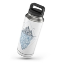 DecalGirl Y36-BERG Yeti Rambler 36 oz Bottle Skin - Iceberg (Skin Only)