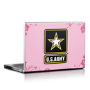 DecalGirl LS-ARMY-PNK Laptop Skin - Army Pink (Skin Only)