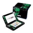 DecalGirl N3DX-ABD-GRN Nintendo 3DS XL Skin - Abduction (Skin Only)