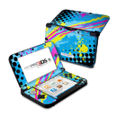 DecalGirl N3DX-ACID Nintendo 3DS XL Skin - Acid (Skin Only)