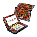 DecalGirl N3DX-ACREST Nintendo 3DS XL Skin - Asian Crest (Skin Only)