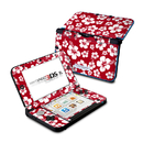 DecalGirl N3DX-ALOHA-RED Nintendo 3DS XL Skin - Aloha Red (Skin Only)