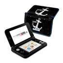 DecalGirl N3DX-ANCHOR Nintendo 3DS XL Skin - Anchor (Skin Only)