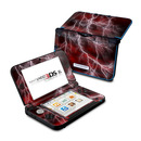 DecalGirl N3DX-APOC-RED Nintendo 3DS XL Skin - Apocalypse Red (Skin Only)