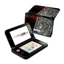DecalGirl Nintendo 3DS XL Skin - Black Penny (Skin Only)