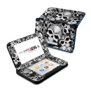 DecalGirl Nintendo 3DS XL Skin - Bones (Skin Only)