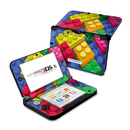 DecalGirl N3DX-BRICKS Nintendo 3DS XL Skin - Bricks (Skin Only)