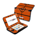 DecalGirl Nintendo 3DS XL Skin - Basketball (Skin Only)