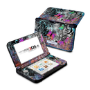 DecalGirl N3DX-BWALL Nintendo 3DS XL Skin - Butterfly Wall (Skin Only)