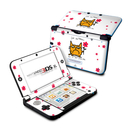 DecalGirl N3DX-CATHPY Nintendo 3DS XL Skin - Catwad Happy (Skin Only)