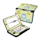 DecalGirl Nintendo 3DS XL Skin - Catwad Hate (Skin Only)