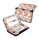 DecalGirl N3DX-CCHECK Nintendo 3DS XL Skin - Chic Check (Skin Only)