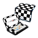 DecalGirl N3DX-CHECKERS Nintendo 3DS XL Skin - Checkers (Skin Only)