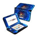 DecalGirl N3DX-CLOCKWORK Nintendo 3DS XL Skin - Clockwork (Skin Only)