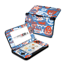 DecalGirl N3DX-COMHERO Nintendo 3DS XL Skin - Comic Hero (Skin Only)