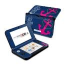 DecalGirl N3DX-DANCHOR Nintendo 3DS XL Skin - Drop Anchor (Skin Only)