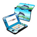 DecalGirl N3DX-DOLPHINS Nintendo 3DS XL Skin - Dolphins (Skin Only)