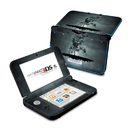 DecalGirl Nintendo 3DS XL Skin - Flying Tree Black (Skin Only)