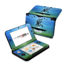 DecalGirl Nintendo 3DS XL Skin - Flying Tree Blue (Skin Only)