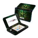 DecalGirl N3DX-GREENMAN Nintendo 3DS XL Skin - Greenman (Skin Only)
