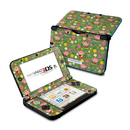 DecalGirl N3DX-HULAM Nintendo 3DS XL Skin - Hula Monkeys (Skin Only)