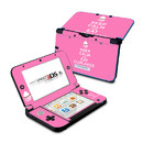 DecalGirl N3DX-KEEPCALM-CUPCAKES Nintendo 3DS XL Skin - Keep Calm - Cupcakes (Skin Only)
