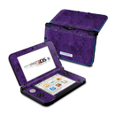 DecalGirl N3DX-LACQUER-PUR Nintendo 3DS XL Skin - Purple Lacquer (Skin Only)
