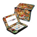 DecalGirl N3DX-LOTSCTR Nintendo 3DS XL Skin - Loteria Scatter (Skin Only)