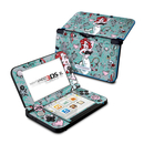 DecalGirl N3DX-MOLMERM Nintendo 3DS XL Skin - Molly Mermaid (Skin Only)