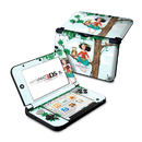 DecalGirl Nintendo 3DS XL Skin - Never Alone (Skin Only)