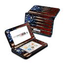 DecalGirl N3DX-OLDGLORY Nintendo 3DS XL Skin - Old Glory (Skin Only)