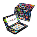 DecalGirl Nintendo 3DS XL Skin - Out to Space (Skin Only)