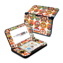 DecalGirl N3DX-OWLFMLY Nintendo 3DS XL Skin - Owls Family (Skin Only)
