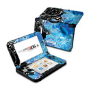 DecalGirl Nintendo 3DS XL Skin - Peacock Sky (Skin Only)