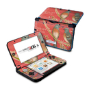 DecalGirl N3DX-PFRESH Nintendo 3DS XL Skin - Fresh Picked Fuschia (Skin Only)