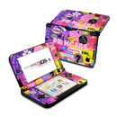 DecalGirl N3DX-PRNCSSTXT Nintendo 3DS XL Skin - Princess Text Me (Skin Only)