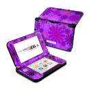 DecalGirl N3DX-PUNCH-PRP Nintendo 3DS XL Skin - Purple Punch (Skin Only)
