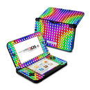 DecalGirl N3DX-RBCANDY Nintendo 3DS XL Skin - Rainbow Candy (Skin Only)
