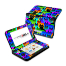 DecalGirl N3DX-RCATS Nintendo 3DS XL Skin - Rainbow Cats (Skin Only)