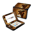 DecalGirl N3DX-REDDRGN Nintendo 3DS XL Skin - Red Dragon (Skin Only)