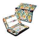 DecalGirl N3DX-RETROPAD Nintendo 3DS XL Skin - Retro Paddlers (Skin Only)