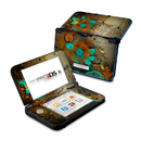 DecalGirl N3DX-RLACE Nintendo 3DS XL Skin - Rusty Lace (Skin Only)