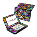 DecalGirl N3DX-SANCTUARY Nintendo 3DS XL Skin - Sanctuary (Skin Only)