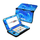 DecalGirl N3DX-SDOLPHINS Nintendo 3DS XL Skin - Swimming Dolphins (Skin Only)