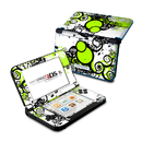 DecalGirl N3DX-SIMPLYGREEN Nintendo 3DS XL Skin - Simply Green (Skin Only)