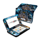 DecalGirl N3DX-SKELKING Nintendo 3DS XL Skin - Skeleton King (Skin Only)