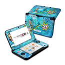 DecalGirl N3DX-SOULFLOW Nintendo 3DS XL Skin - Soul Flow (Skin Only)