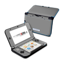 DecalGirl Nintendo 3DS XL Skin - Solid State Grey (Skin Only)