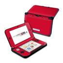 DecalGirl Nintendo 3DS XL Skin - Solid State Red (Skin Only)